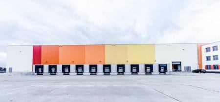 Shared Logistics Center Westfalenhütte