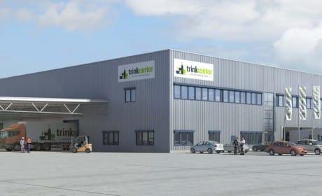 Distributionszentrum Logport Duisburg – Trinkkontor