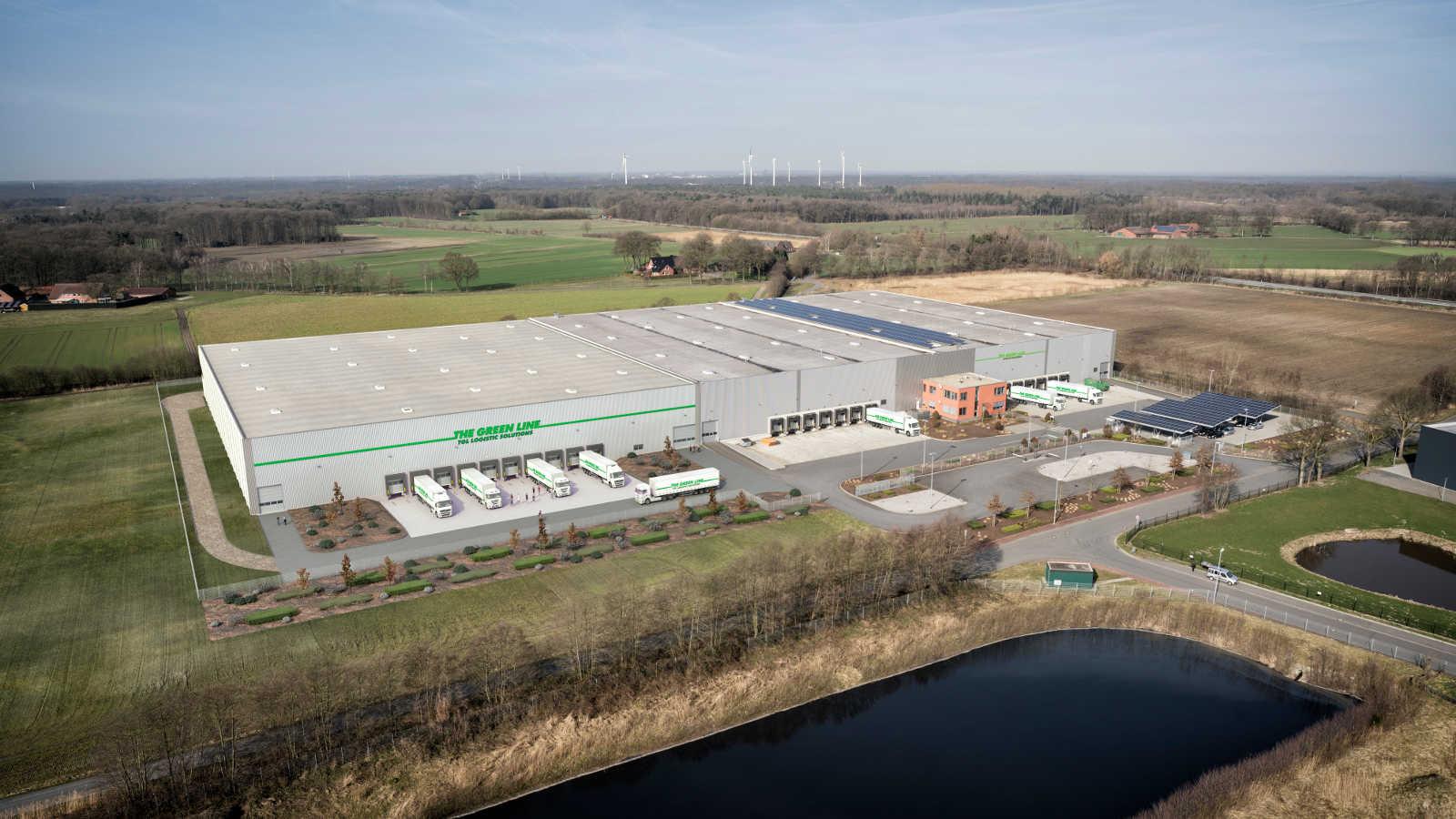 Logistikzentrum Ochtrup