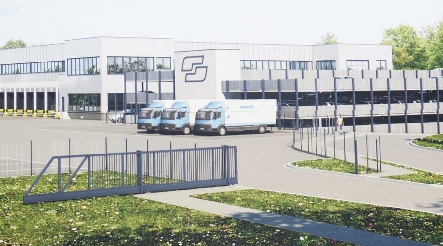 Lebensmittellogistikzentrum Schweitenkirchen