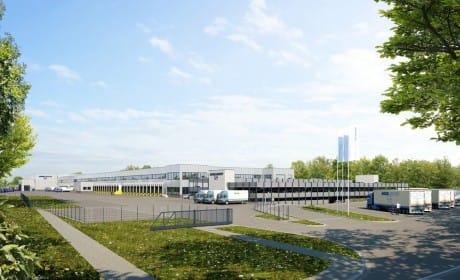 Logistikzentrum Schweitenkirchen