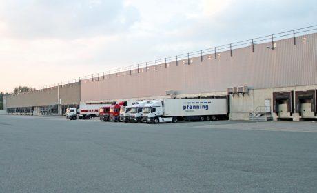 Logistikimmobilie