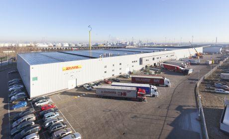Logistikimmobilie Rotterdam