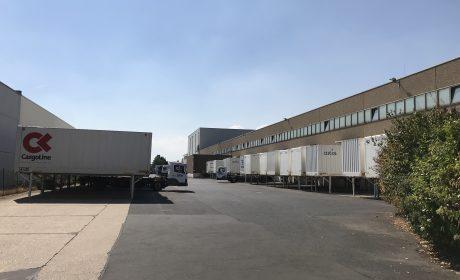 Logistikzentrum Weilerswist