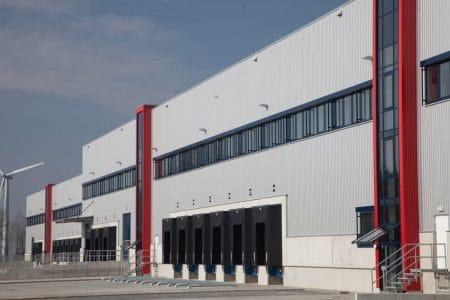 Logistikzentrum Eurolog Rade