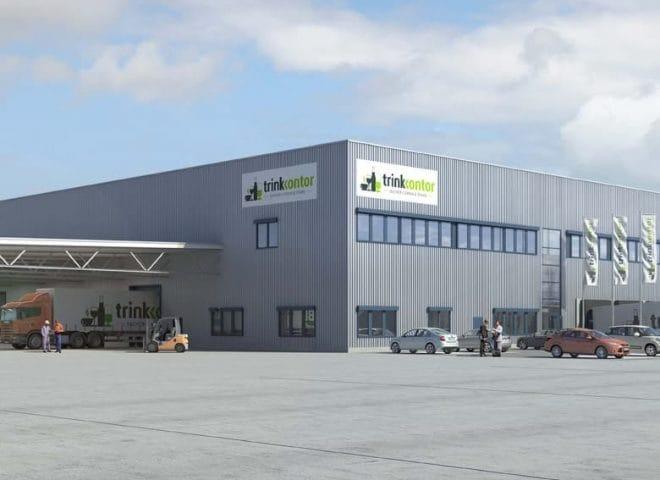 Distributionszentrum Logport Duisburg