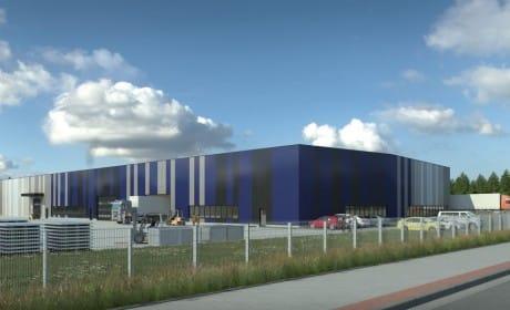 Produktions- und Logistikimmobilie ThyssenKrupp Varel