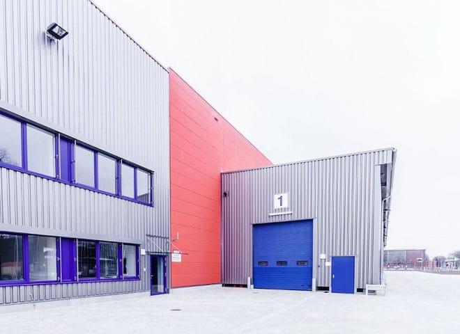 Logistikzentrum Alstom Salzgitter