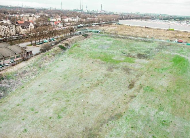 Baugrundstück Greenfield