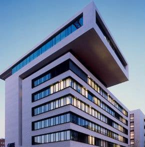 Unternehmenszentrale Garbe IRE