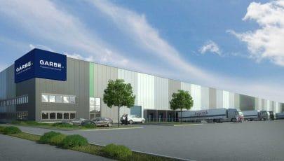 Logistikzentrum Rheinberg