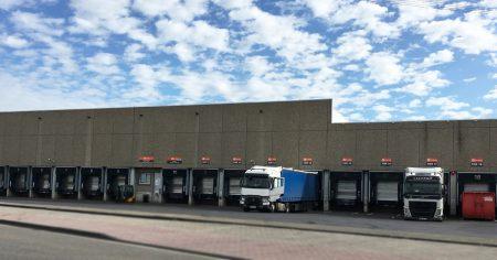 Logistikzentrum Koblenz