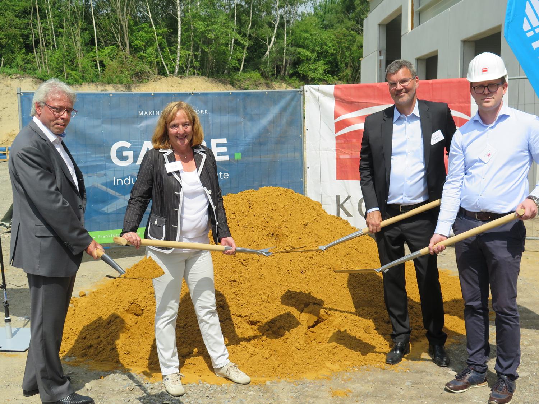 Garbe Ire Entwickelt Logistik Depot Für Hermes In Witten