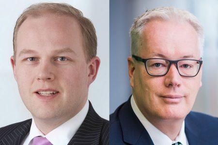 Michiel Dubois, Managing Director GAIN Capital u. Anton Tjoonk, Head of Residential Real Estate Investment GAIN Capital
