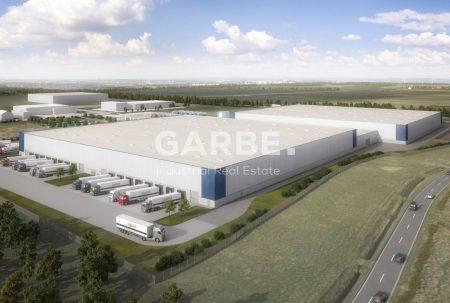 Neubau Automobillogistikzentrum Flechtorf/Wolfsburg