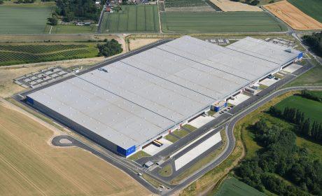 Logistikzentrum Eching