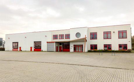 Logistikhalle Bremen