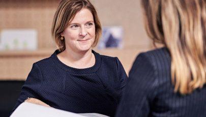 Mitarbeiterstory Annika Kießling