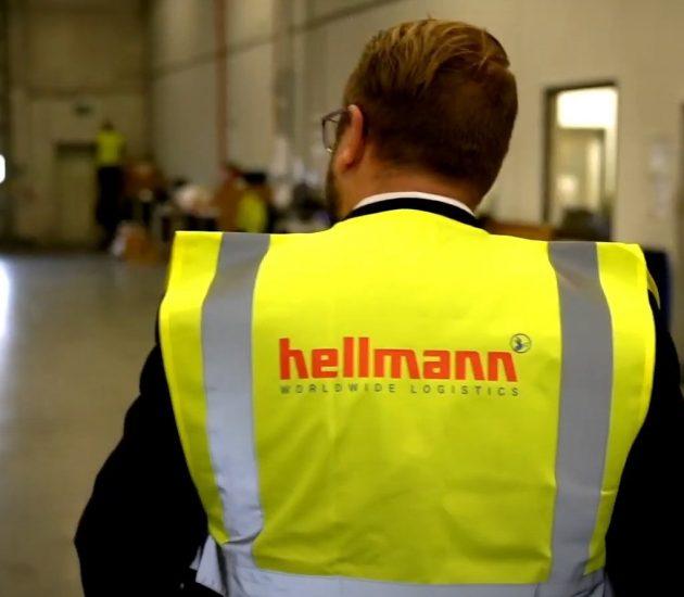 Hellmann Video Banner