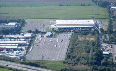 Amazon Verteilzentrum Rendsburg_Borgstedt