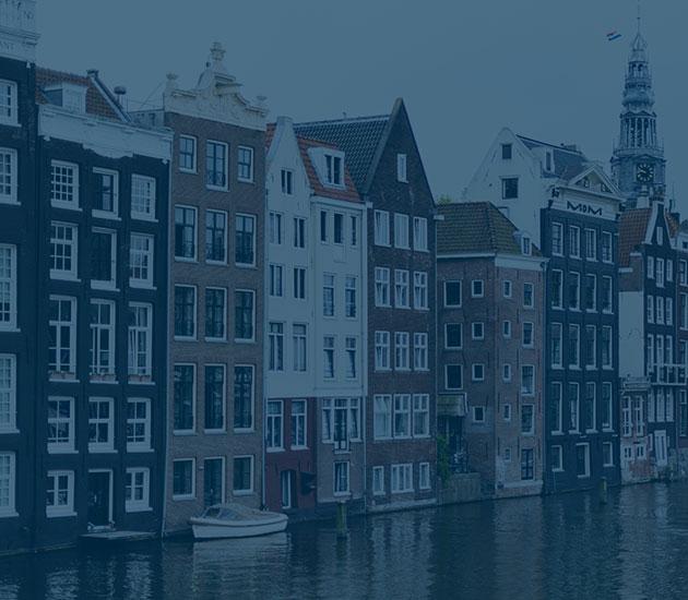 Amsterdam - GARBE Standort